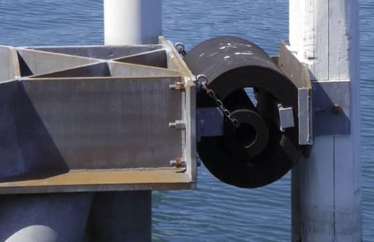 Fendertec marine fendering - Cilindrische fender