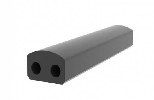 Fendertec marine fendering - Sleepboot rubber fenders-specials D-vorm
