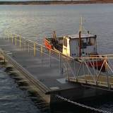 Fendertec marine fendering - Delta fender
